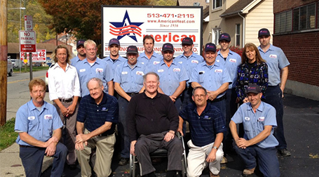 American Heating Cooling Team